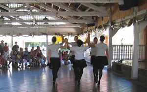 Dancers at last year's Irish Music & Dance Showcase at Glen Echo Park. (Photo: Glen Echo Park)