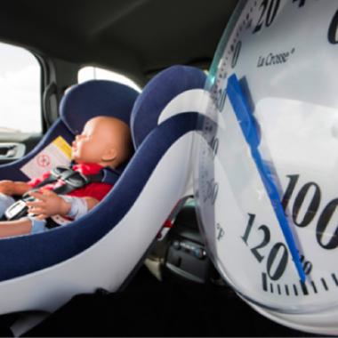 So far this year, 18 children have died in hot cars. (Photo: Texas Chidrens Blog)