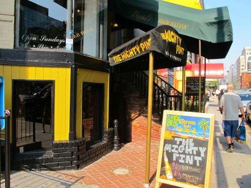 The Mighty Pint tavern will reopen as Second State restaurant. (Photo: Popville)