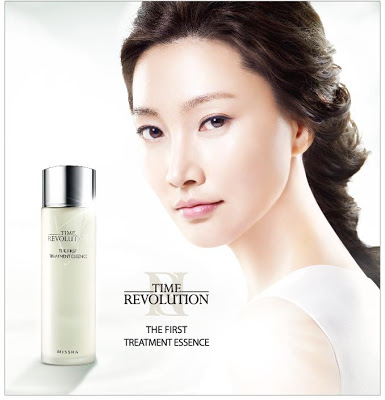 Get beautiful skin with Missha Time Revolution First Treatment Essence (Photo: Missha)