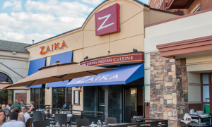 Zaika is offering 40 percent discounts to military personnel on Veterans Day. (Photo: Zaika)