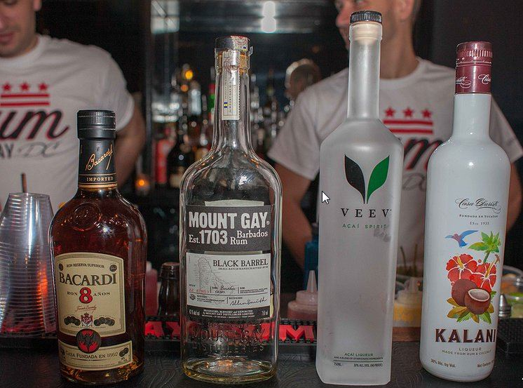 Rum Day events will be held Aug 14-16. (Photo: Rum Day D.C.)