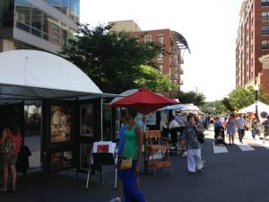 The 2nd annual Arlington Festival of the Arts returns to Clarendon. (Photo: Howard Alan Events/Facebook)