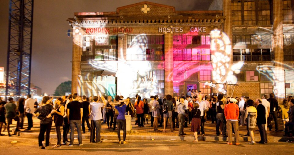 Art All Night includes music, activities and visual and performing artists from 7 p.m.-3 a.m. Saturday in Congress Heights, Dupont Circle, North Capitol, Shaw and H Street NE. (Photo: Dakota Fine)