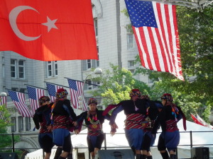 All things Turkish come to Pennsylvania Avenue on Sunday. (Photo: S Pakrhin/Flickr)