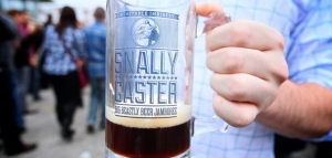 The Snallygaster beer jamboree is back at The Yards. (Photo: Snallygaster)