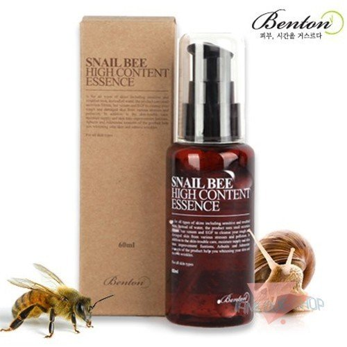 Benton Snail Bee High Content Essence (Photo: Benton)
