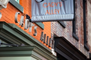 Cady's Alley merchants celebrate Oktoberfest from noon-5 p.m. Saturday and Sunday. (Photo: Cady's Alley)