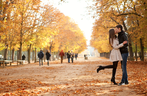 Everyone's falling in love with fall. (Photo: blog.chemestry.com)