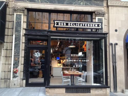 DGS Delicatessen will open a second location in Merrifield's Mosaic District. (Photo: Popville)