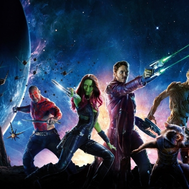 Guardians of the Galaxy came in first again last weekend for the third weekend in a row. (Photo: Marvel)