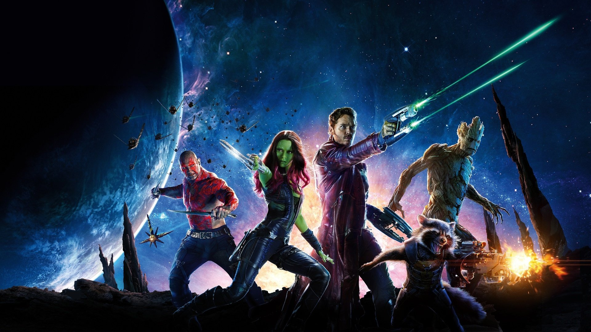 <em>Guardians of the Galaxy</em> came in first again last weekend for the third weekend in a row. (Photo: Marvel)