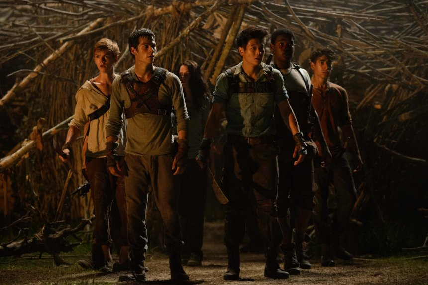 The Gladers react to a surprising development in