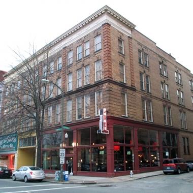Graffiato Richmond opens in the former Popkin Tavern downtown on Wednesday. (Photo: Michael Thompson)