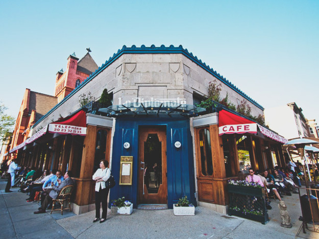Le Diplomate has a new summer drink and food menu. (Photo: Brian Oh)