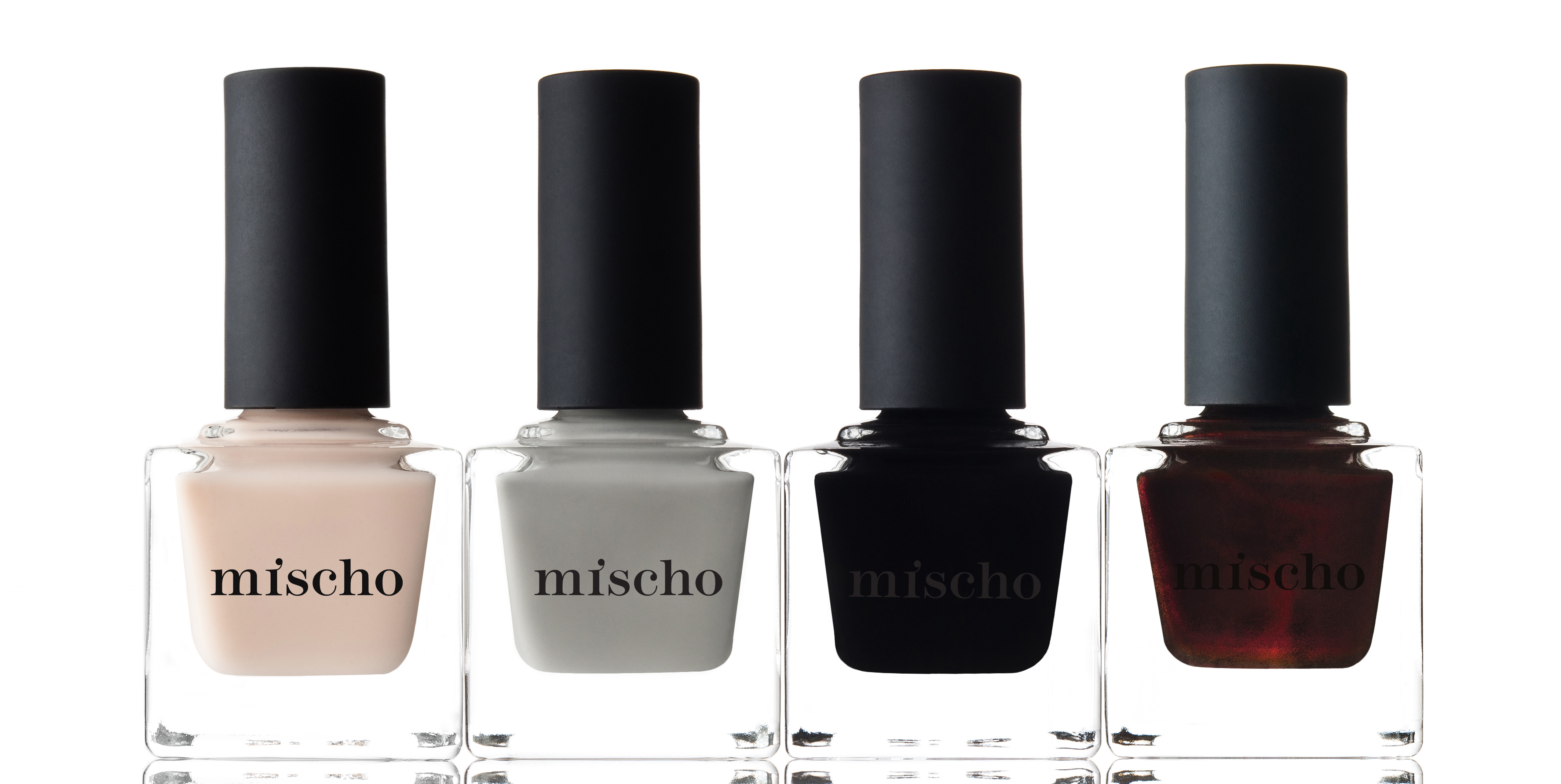 Mischo Beauty Luxury Nail Lacquer Fall 2014 Collection (Photo: Mischo Beauty)