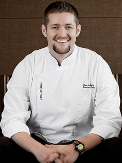 Ryan LaRoche, formerly executive chef at the Park Hyatt Chicago, is the new executive chef at the Park Hyatt Washington's Blue Duck Tavern. (Photo: Food Network)