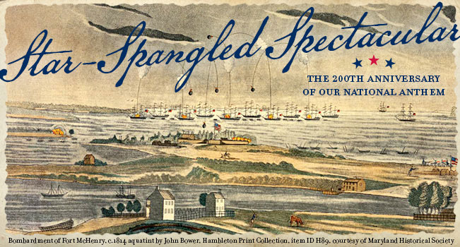 "Star-Spangled events will be going on all weekend at Inner Harbor and Fort McHenry to celebrate ""The Star-Spangled Banner's"" 200th anniversary. (Photo: Star Spangled 200)"