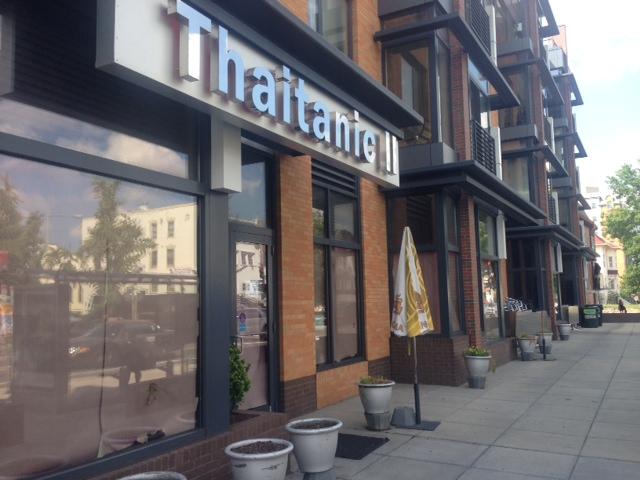Thaitannic IIhas closed, a Laotain restaurant will replace it. (Photo: Popville>