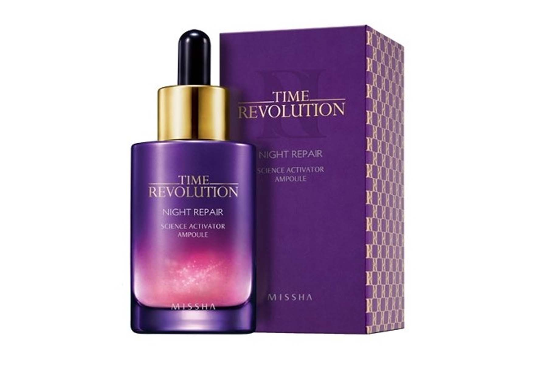 Missha Time Revolution Science Activator Ampoule (Photo: Missha)