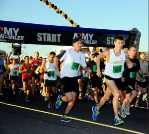 The Army Ten-Miler returns to Virginia and D.C. on Sunday. (Photo: Army Ten-Miler)