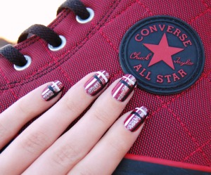 Nail art can enhance your everyday look. (Photo: Lacquered Love)