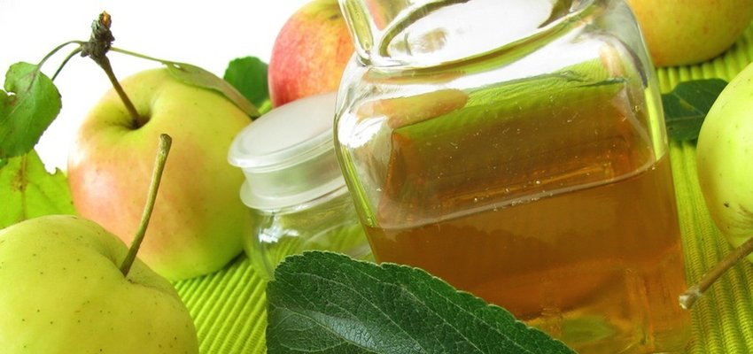 Apple cider vinegar is great for skin, hair, and nails. (Photo: Shutterstock)