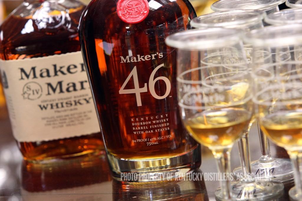 Boss Shepher's will hold a Makers Mark bourbon dinner on Thursday. (Photo: Kentucky Distillers' Association)