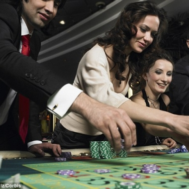 The number of women gambling is catching up with men. (Photo: Rainer Holz/Corbus)