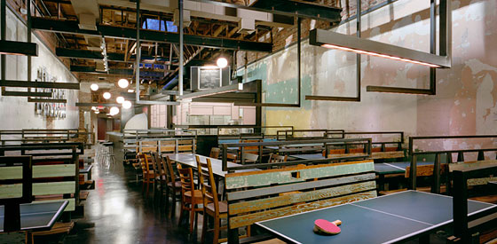 PIzza and games at Comet Ping Pong (Photo: Michael Moran)