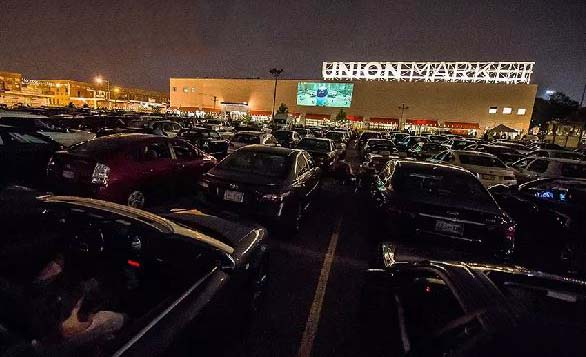 The drive-in returns to Union Market this month with