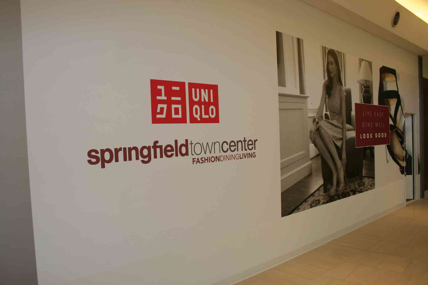 Japan-based Uniqlo is coming to Springfield Town Center. (Photo: Mark Heckathorn/DC on Heels)