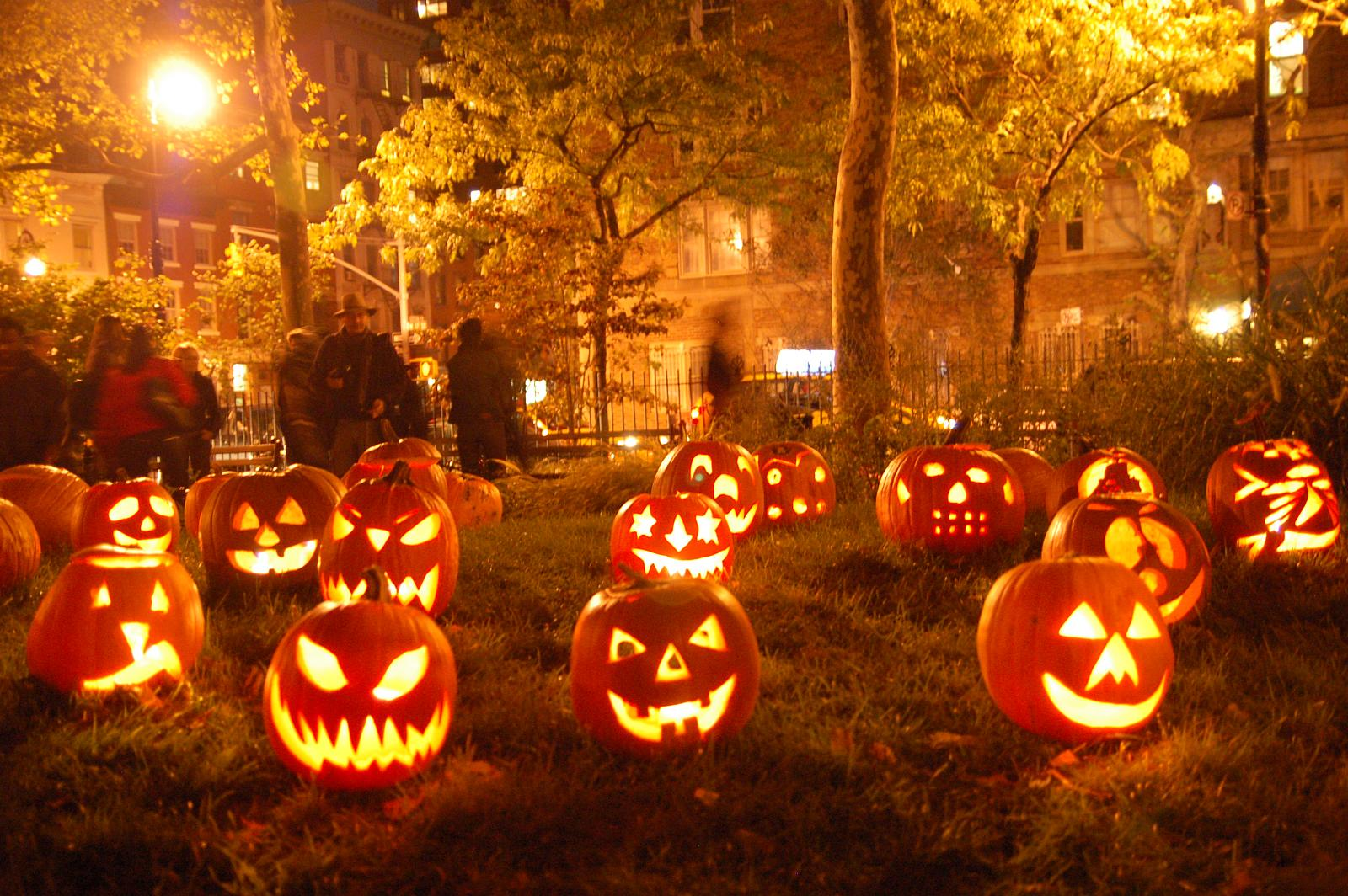Have a haunting good time this Halloween weekend. (Photo: BPC Block Party)