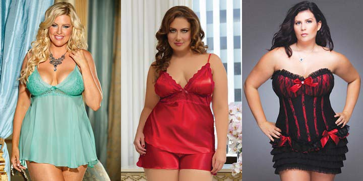 Image result for Lingerie for Different Body Types
