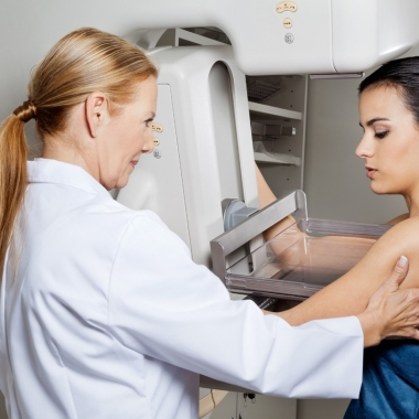 October is Breast Cancer Awareness Month. A good time to get a mammogram or other screenings. (Photo: Shutterstock)