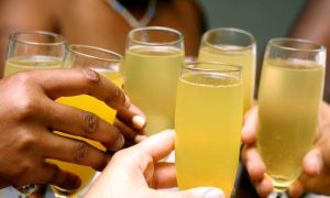 Participants will get mimosas at six different Dupont area bars. (Photo: Groupon)