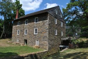 Pierce Mill on Tilden Street in Rock Creek Park will hold an open house Saturday. (Photo: John DeFerrari)