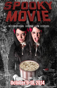 The AFI Silver is hosting a Spooky Movie festival through Oct. 16. (Photo: AFI Silver)