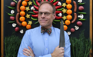 Alton Brown Live comes to the Warner Theatre for two shows Sunday.