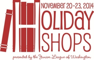 Shoppers will find 60 unique boutiques at the Junior League of Washington's Holiday Shops. (Graphic: Junior League of Washington)