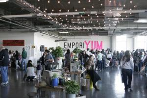Emporiyum, a market and food show, debuted in Baltimore in April. Now it comes to Union Market. (Photo: Emporiyum)
