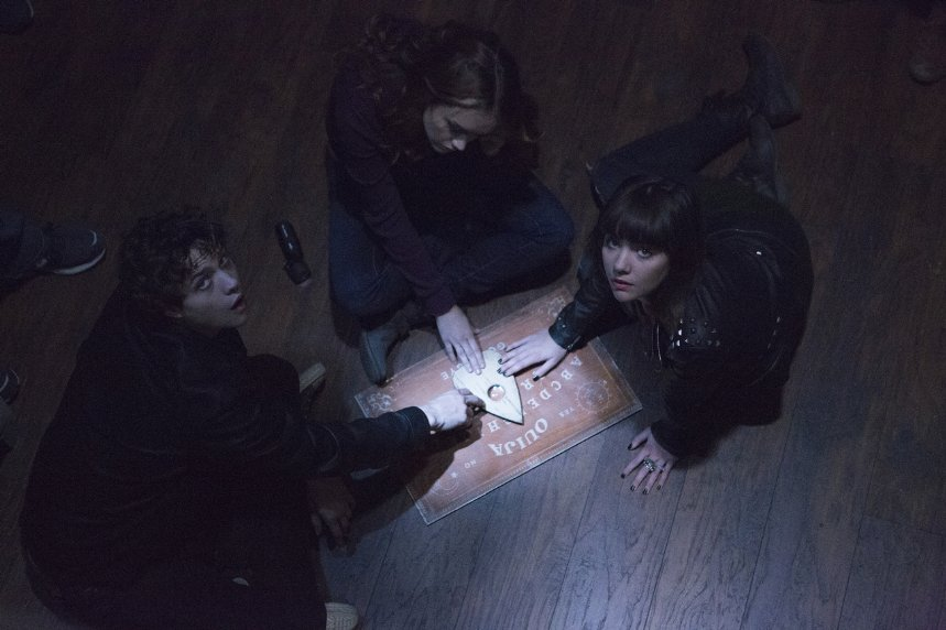 """""""Ouija"""" remained in first at the box office last weekend, barely beating out """"Nightcrawler."""" (Photo: Universal Pictures)"""