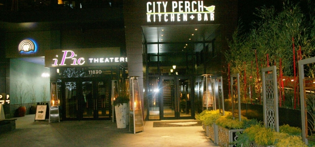 City Perch Kitchen + Bar opened last Thursday at the iPic Theaters in the new Pike & Rose development in North Bethesda. (Photo: Mark Heckathorn/DC on Heels)