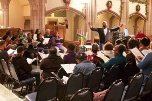 The Metropolitan Memorial Baptist Church in Washington performs the Messiah on Sunday. (Photo: Metropolitan Memorial Baptist Church/Facebook)