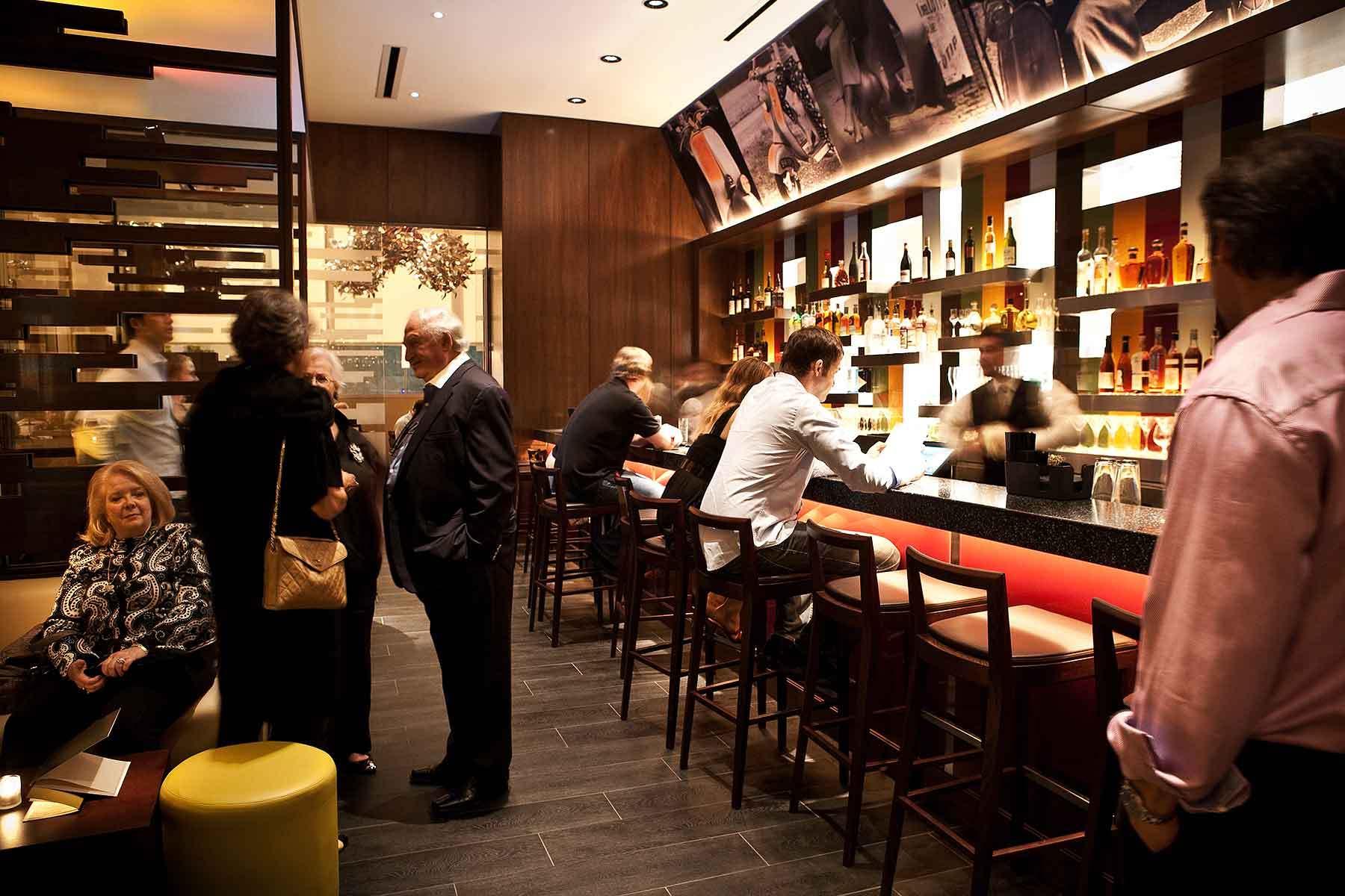 Bibiana Osteria Enoteca is serving 25 special cocktails for Christmas through Dec. 24. (Photo: Greg Powers)