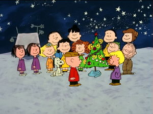 <em>A Charlie Brown Christmas</em> will be shown at 12:30 and 4:30 p.m. at Arlington Cinema & Drafthouse's Christmas movie festival Sunday. (Photo: Charles Schultz)