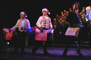 The Gay Men's Chorus of Washington performs its holiday show at the Lincoln Theatre this weekend. (Photo: Gay Men's Chorus of Washington)
