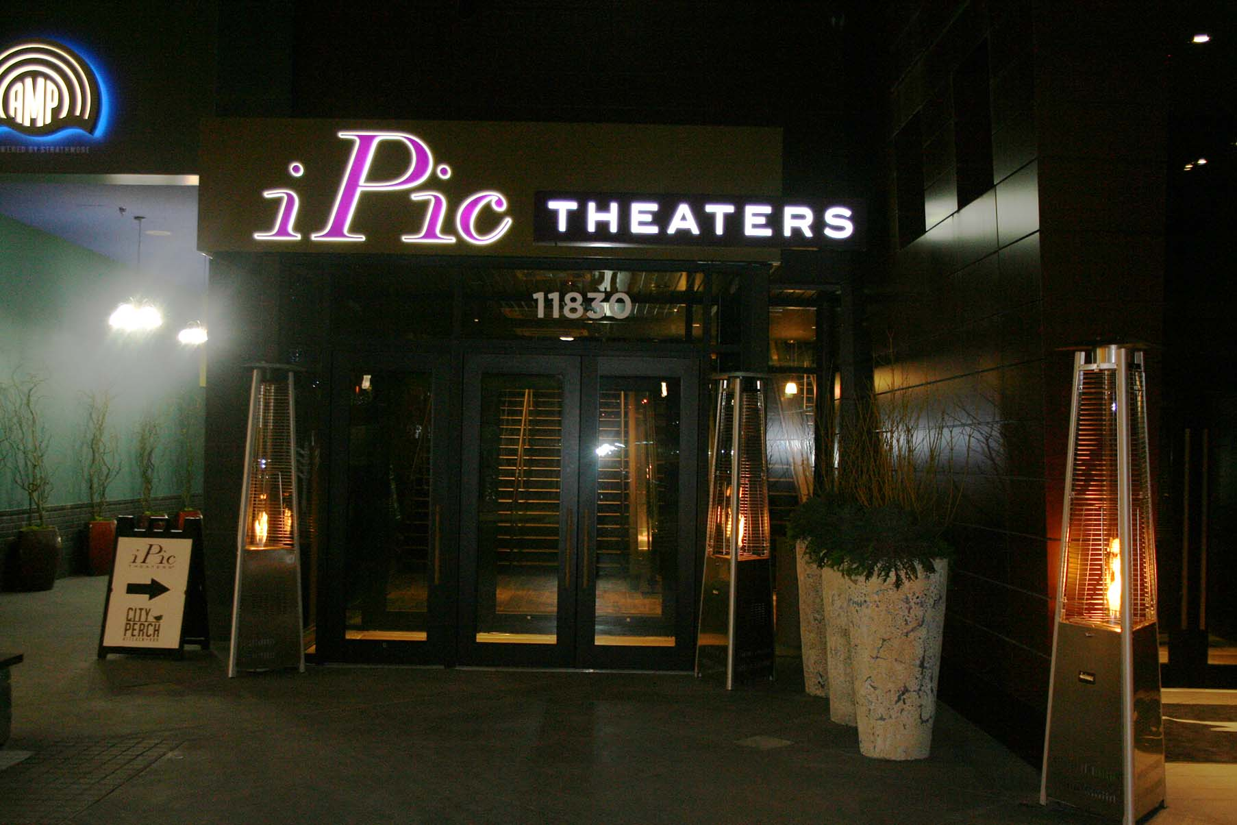 The new iPic Theater opened in the Pike & Rose Development along Rockville Pike in North Bethesda on Oct. 31. (Photo: Mark Heckathorn/DC on Heels)