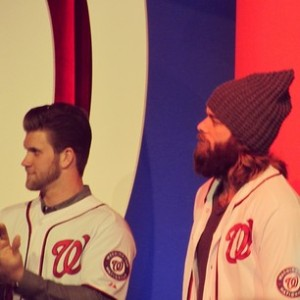 Players including Bryce Harper and Jason Werth are expected to attend Natsfest on Saturday and the convention center. (Photo: priscillabostock/flickr)