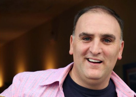 Jose Andres and his ThinkFoodGroup will open a restaurant at the new Trump International Hotel in the Old Post Office. (Photo: ThinkFoodGroup)